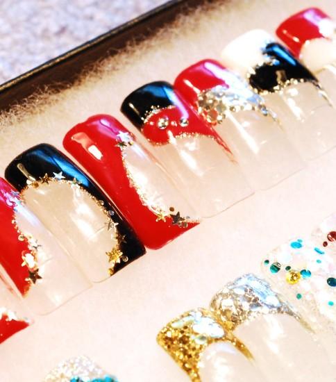 Nail Sample
